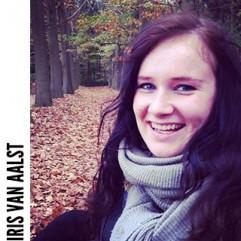 Iris van Aalst, vrijwilliger
