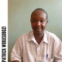 Patrick Wobusobozi, board member
