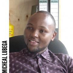Micheal Lubega, Administratief Medewerker
