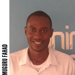 Muguru Fahad, Assistant Condomwise project