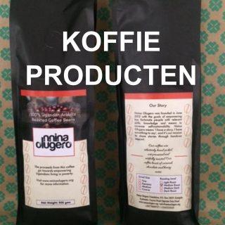 Koffie producten