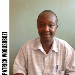 Patrick Wobusobozi, HOPEnet contact person/Condomwise Coach