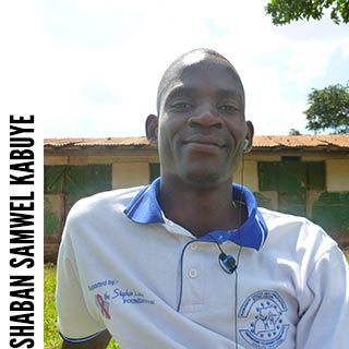 Samuel Kabuye, Business and Agriculture program manager