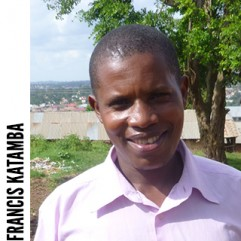 Francis Katamba, 'Get Up, Stand Up' project coordinator