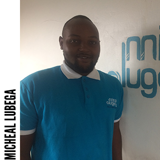 Micheal Lubega, Administrative Officer
