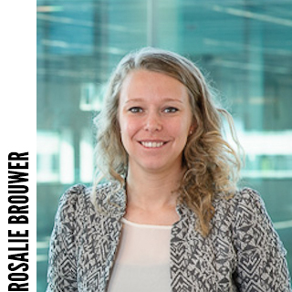 Rosalie Brouwer, Treasurer